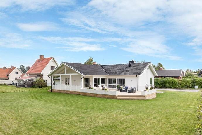 Bild: 4 rum villa på Lokattvägen 40, Gävle kommun Fridhem