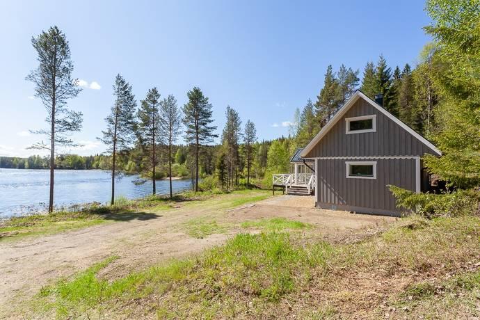 Bild: 3 rum fritidshus på VÄSTOM ÅN, Vindelns kommun
