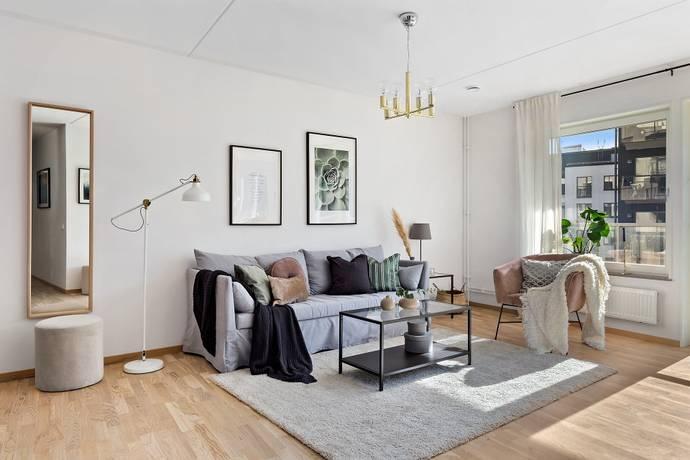 Bild: 3 rum bostadsrätt på Kanalvägen 10, vån 2, Täby kommun Roslags-Näsby
