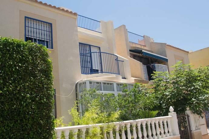 Bild: 4 rum radhus på Takterrass / Pool / Balkong, Spanien Nyrenoverad Bungalow