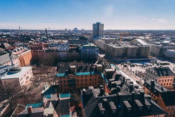 Bild: 5 rum bostadsrätt på Kapellgränd 6G, Stockholms kommun Södermalm