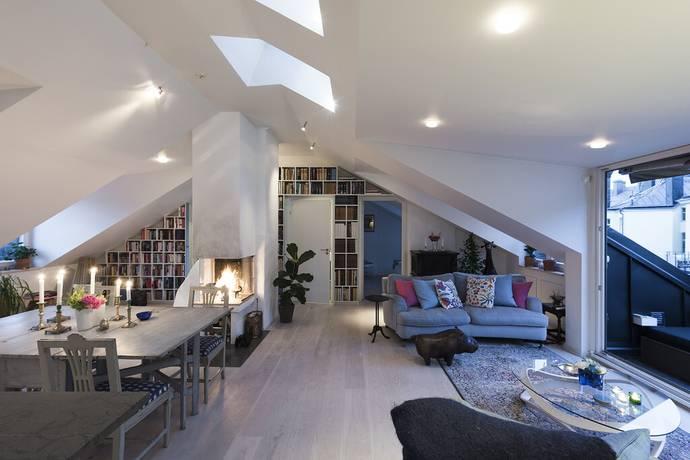 Bild: 3 rum bostadsrätt på Bondegatan 4, Stockholms kommun Södermalm
