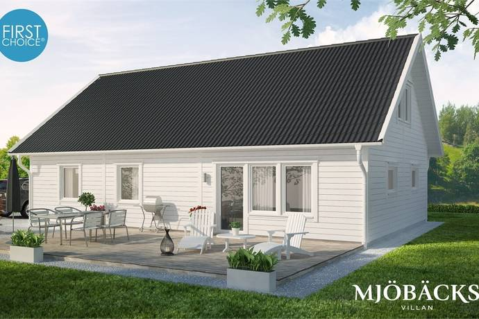 Bild: 6 rum villa på Industrigatan 5, Nässjö kommun Nyhem