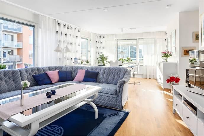 Bild: 3 rum bostadsrätt på Majorsvägen 7A, Järfälla kommun Barkarbystaden