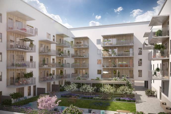 Bild: 4 rum bostadsrätt på Engelbrektsgatan 18 B, Falu kommun Centrum