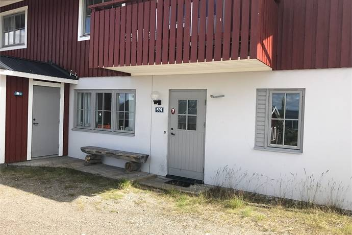 Bild: 4 rum bostadsrätt på Idre fjäll 591, Älvdalens kommun Idre Fjäll