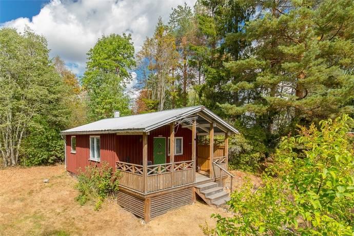 Bild: 1 rum fritidshus på Vitteby 55, Sunne kommun Sunne