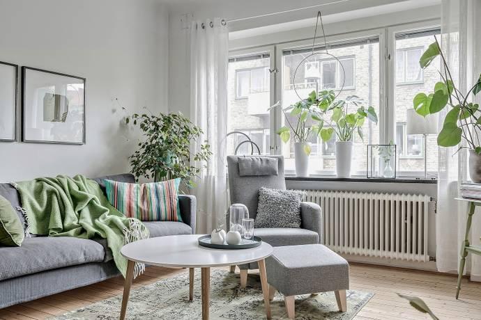 Bild: 2 rum bostadsrätt på Ronnebygatan 20B, Malmö kommun Västra Sorgenfri