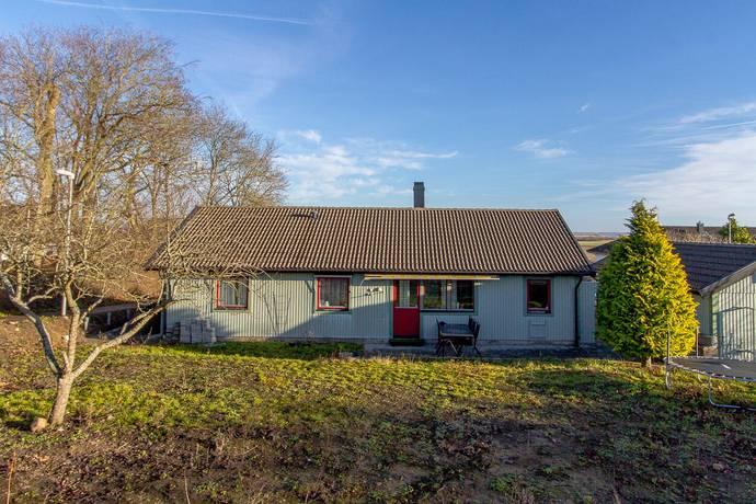 Bild: 4 rum villa på Norregårdsvägen  18, Kristianstads kommun Norra Åsum