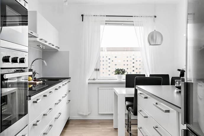 Bild: 2 rum bostadsrätt på Övre Hallegatan 40, Göteborgs kommun Centrala Hisingen