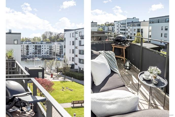 Bild: 2 rum bostadsrätt på Barken Storegrunds Gata 5, Göteborgs kommun Eriksberg- Sannegården
