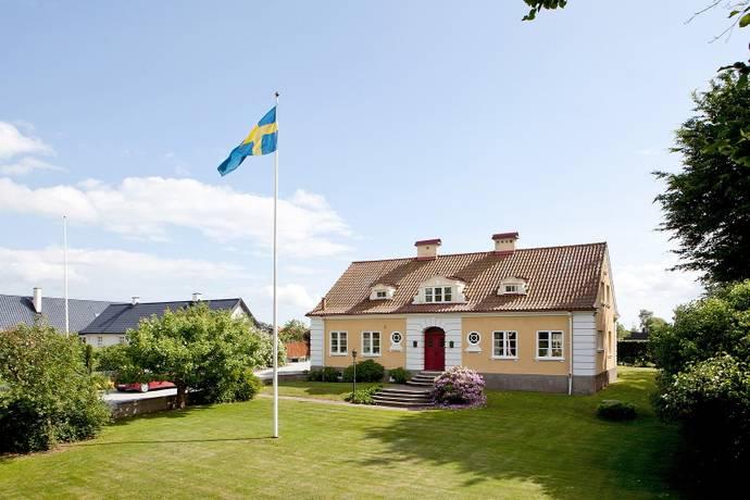 Bild: 10 rum villa på Malmövägen 55, Svedala kommun Svedala