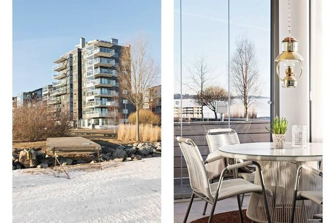 Bild: 3 rum bostadsrätt på Lillåuddsallén 9, Västerås kommun Lillåudden