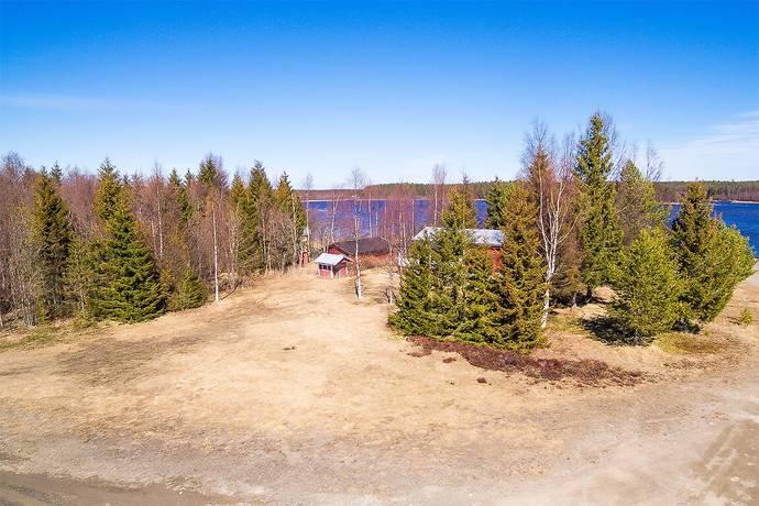 Bild: tomt på Gumbodahamn, Robertsfors kommun Gumbodahamn