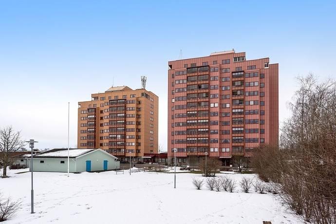 Bild: 4 rum bostadsrätt på VÄLLJÄRNSGATAN 490, Västerås kommun Bäckby