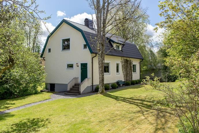 Bild: 6 rum villa på Skogshemsvägen 4, Falkenbergs kommun Älvsered