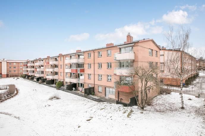 Bild: 3 rum bostadsrätt på Gunnilbogatan 14E, Västerås kommun Malmaberg