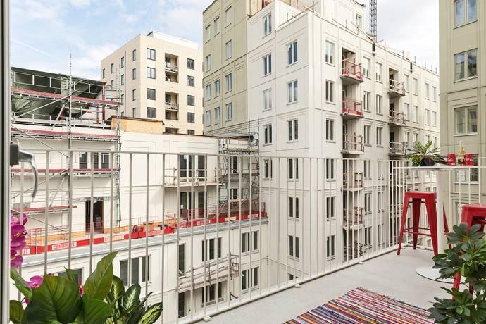 Bild: 3 rum bostadsrätt på Sonja Kovalevskys Gata 4, 6 tr, Stockholms kommun Vasastan - Hagastaden