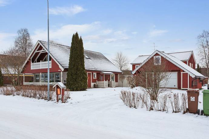 Bild: 4 rum villa på Kroppavägen  32, Storfors kommun
