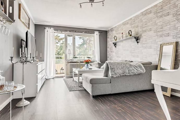 Bild: 2 rum bostadsrätt på Skogsvägen 29 B, 0,5 tr, Norrtälje kommun Hallstavik