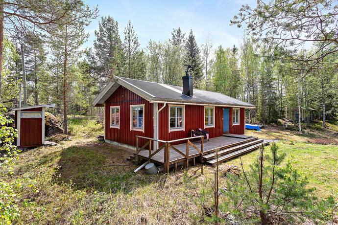 Bild: 3 rum fritidshus på Starred 646, Härnösands kommun Gussjö / Starred
