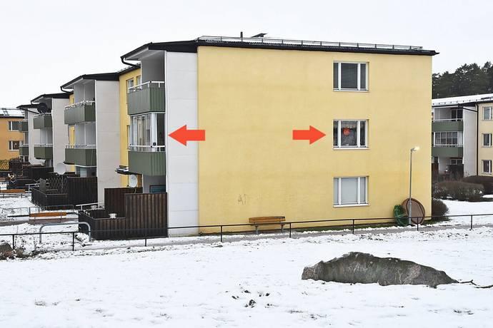 Bild: 2 rum bostadsrätt på Kungsfågelgatan 73, 1 tr, Västerås kommun Råby
