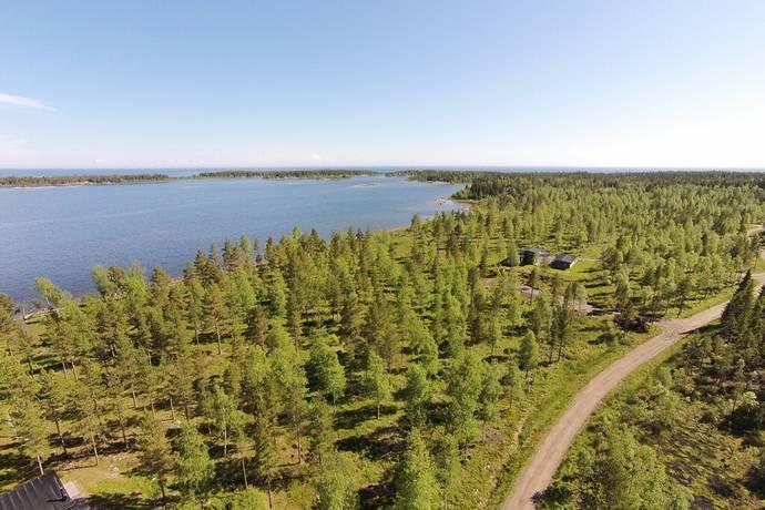 Bild: tomt på Kråkskäret 126, Nordmalings kommun Nordmaling