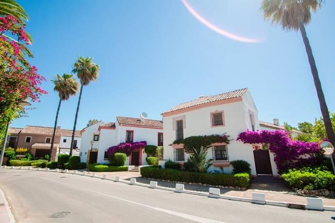 Bild: 3 rum villa på Väldigt fin 2 sovrums minivilla med närhet till allt, Spanien Marbella - Guadalmina