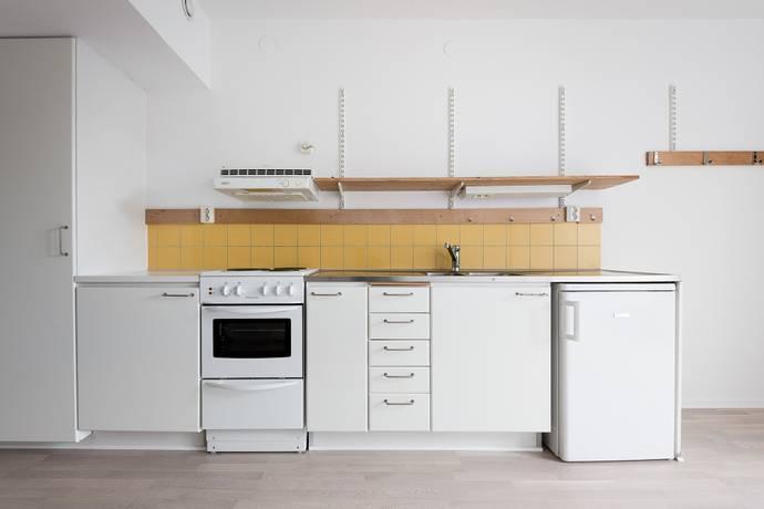 Bild: 1 rum bostadsrätt på Masthuggsterrassen 8F, Göteborgs kommun Masthugget