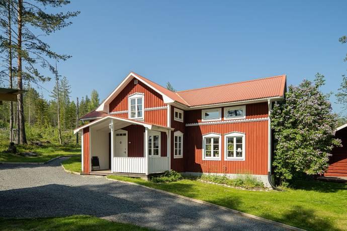 Bild: 4 rum villa på Överbilla 112, Örnsköldsviks kommun Billsta