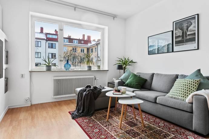 Bild: 2 rum bostadsrätt på Trädgårdsgatan 5, Sundbybergs kommun Sundbyberg / Lilla Alby