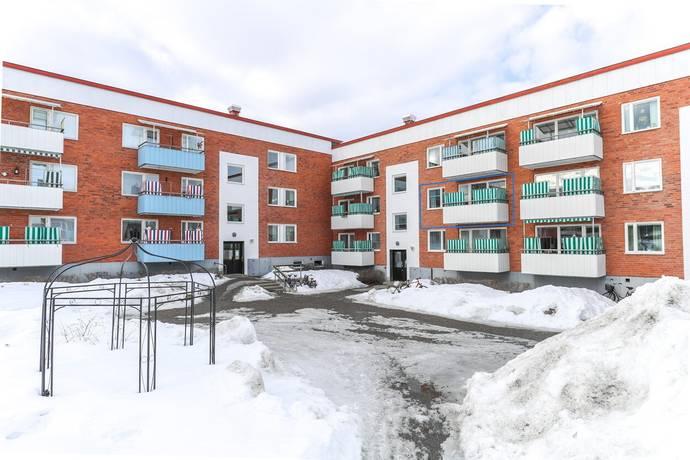 Bild: 3 rum bostadsrätt på Hedhamregatan 4D, Bollnäs kommun Bollnäs centrum