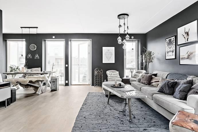 Bild: 3 rum bostadsrätt på Hälleflundregatan 22, Göteborgs kommun Fiskebäck