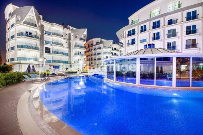 Bild: bostadsrätt på Antalya Melda Palace id 3101, Turkiet Konyaalti