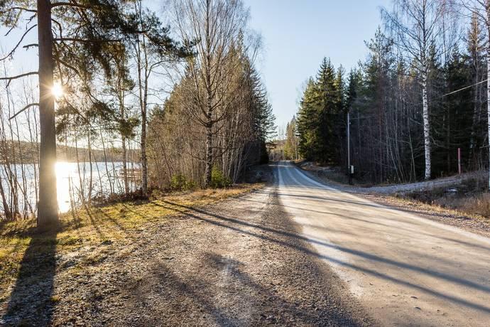 Bild: tomt på Tjärna 13:54, Borlänge kommun Stora Länsan