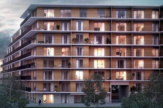 Bild: 5 rum bostadsrätt på Storsegelvägen 6, Stockholms kommun Gröndals strand