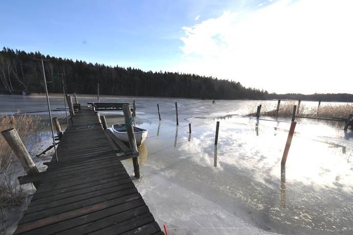 Bild: tomt på Solsa 450, Nynäshamns kommun