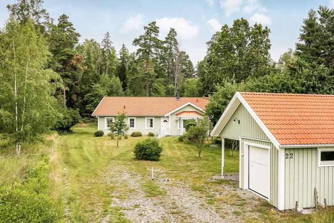 Bild: 3 rum villa på Mälbyvägen 22, Ekerö kommun Ekerö Adelsö