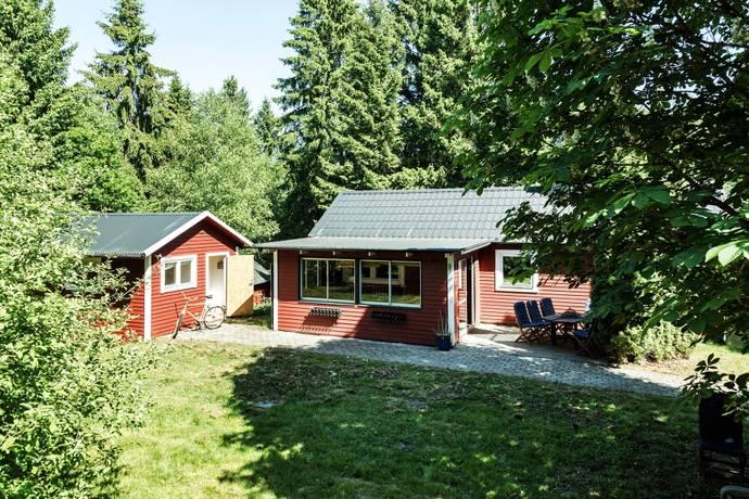 Bild: 2 rum villa på Sjunnerupsvägen 19, Höörs kommun Sjunnerup