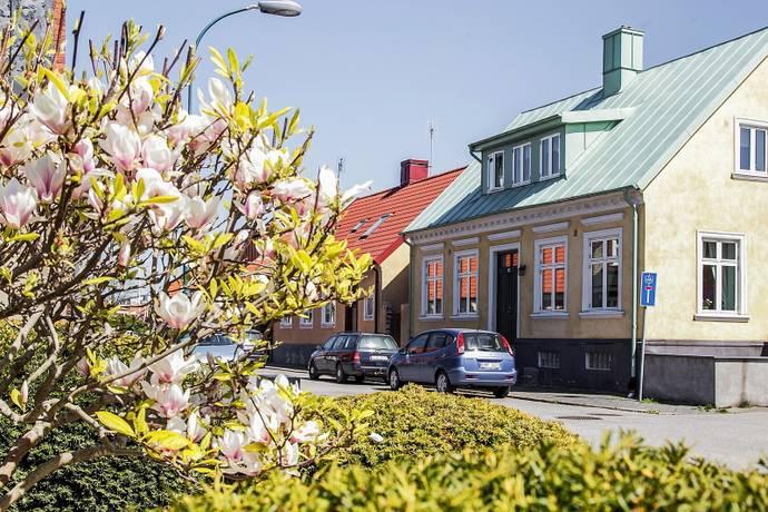 Bild: 9 rum villa på Norregatan 32, Trelleborgs kommun