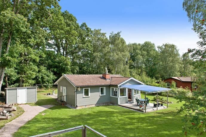 Bild: 4 rum villa på Björnlokevägen 16, Hörby kommun Röinge