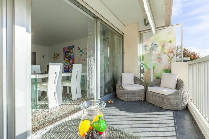 Bild: 3 rum bostadsrätt på Cannes Basse Californie, Frankrike Cannes Californie och Super Cannes