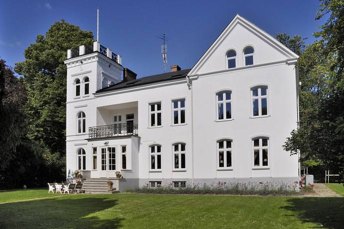 Bild: 16 rum villa på Regementsgatan 116, Malmö kommun Fridhem