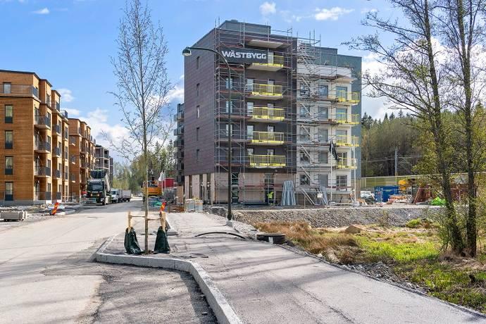 Bild: 1 rum bostadsrätt på Storseglet 53, Haninge kommun Vega