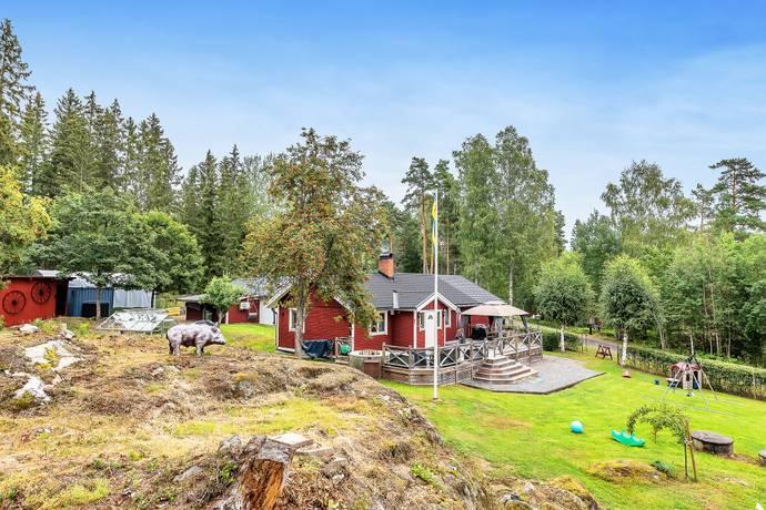 Bild: 5 rum villa på Abrahamsbyvägen 218, Norrtälje kommun Gottröra