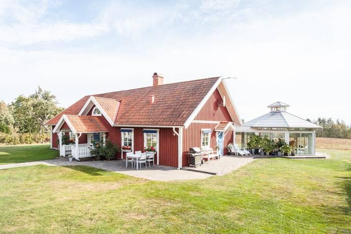 Bild: 7 rum villa på Nätebäcken Körsbärslunden 1, Habo kommun Brandstorp