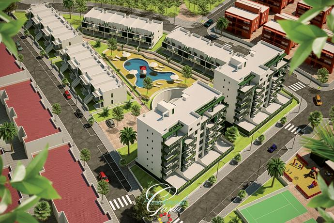 Bild: 3 rum bostadsrätt på Nyproduktion i Mil Palmeras!, Spanien Mil Palmeras |Torrevieja
