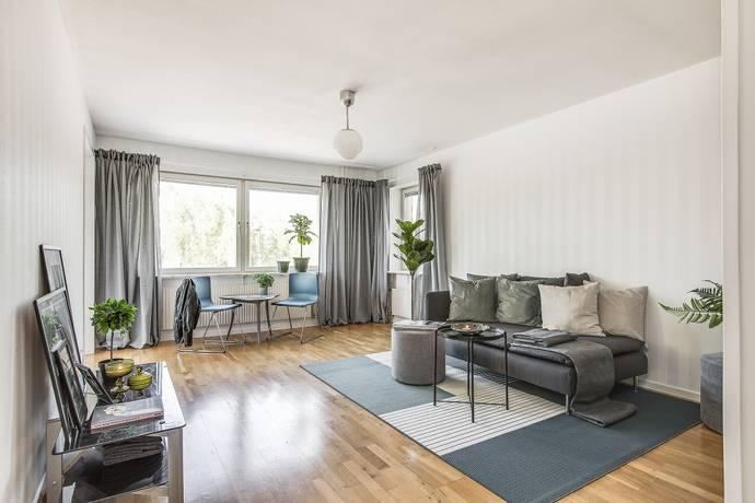 Bild: 1,5 rum bostadsrätt på Värnamovägen 1, Sundsvalls kommun Granloholm