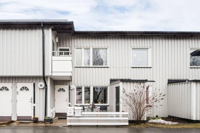 Bild: 3 rum bostadsrätt på Bladgatan 71, Skellefteå kommun Anderstorp