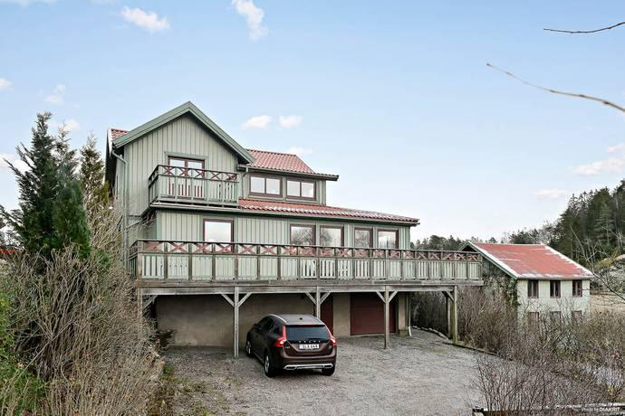 Bild: 7 rum villa på Eriksberg 105, Uddevalla kommun Bokenäs
